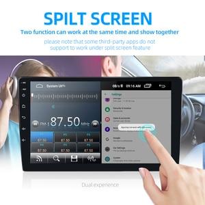 "Image 5 - 9 ""dokunmatik Mirrorlink Oto ses Çalar Bluetooth USB DVR Arka Görüş Kamerası 2din araç radyo MP5 Player Tek Din autoradio Hiçbir Android"