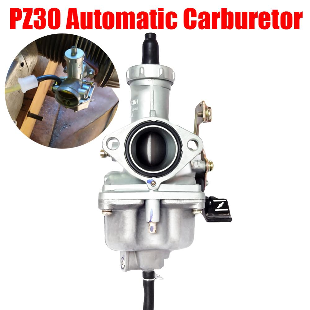 30mm PZ30 Motorcycle Carburetor Air Filter Used for Honda CG125 for 175CC 200cc 250cc Motorcycle Dirt bike image