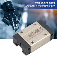 2Pcs/set EGH20CA Mini Linear Motion Guide Rail Block Slider Bearing Steel Sliding Blocks