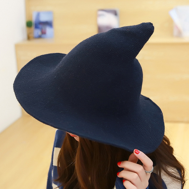 Stunning Halloween Hat 6 Colors - Unisex 3
