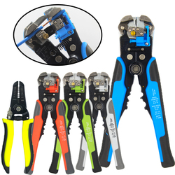 Stripping Multifunctional Pliers, Used For Cable Cutting, Crimping Terminal 0.2-6.0mm, High-precision Automatic Brand Hand Tool