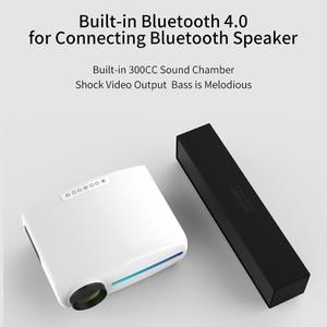 Image 2 - Smartldea Bauen in Android 9,0 2G + 32G Wifi Projektor nativen 1920x1080P Full HD video spiel Proyector LED 3D heimkino Beamer