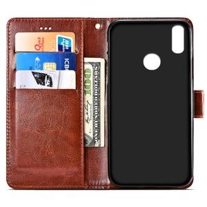 Luxury leather case For Vivo V