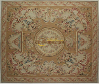 carpet aubusson cover carpet wool area rug hand made rug wool large carpet