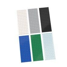 Construcdmoc 3027 6x16 conseil ldd3027 blocs de construction pièces bricolage éducatif Tech pièces jouets