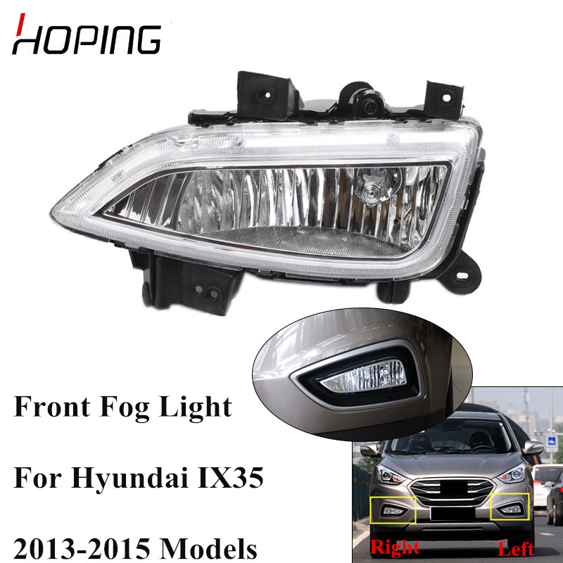 Rear Right Side Replacement Bumper Reflector Light For 11 12 13 Hyundai Elantra
