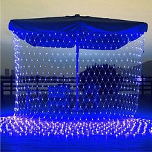 Led-Light Garland Waterfall Christmas-Lights Festoon Starry Holiday New for 2x2m 3x2m