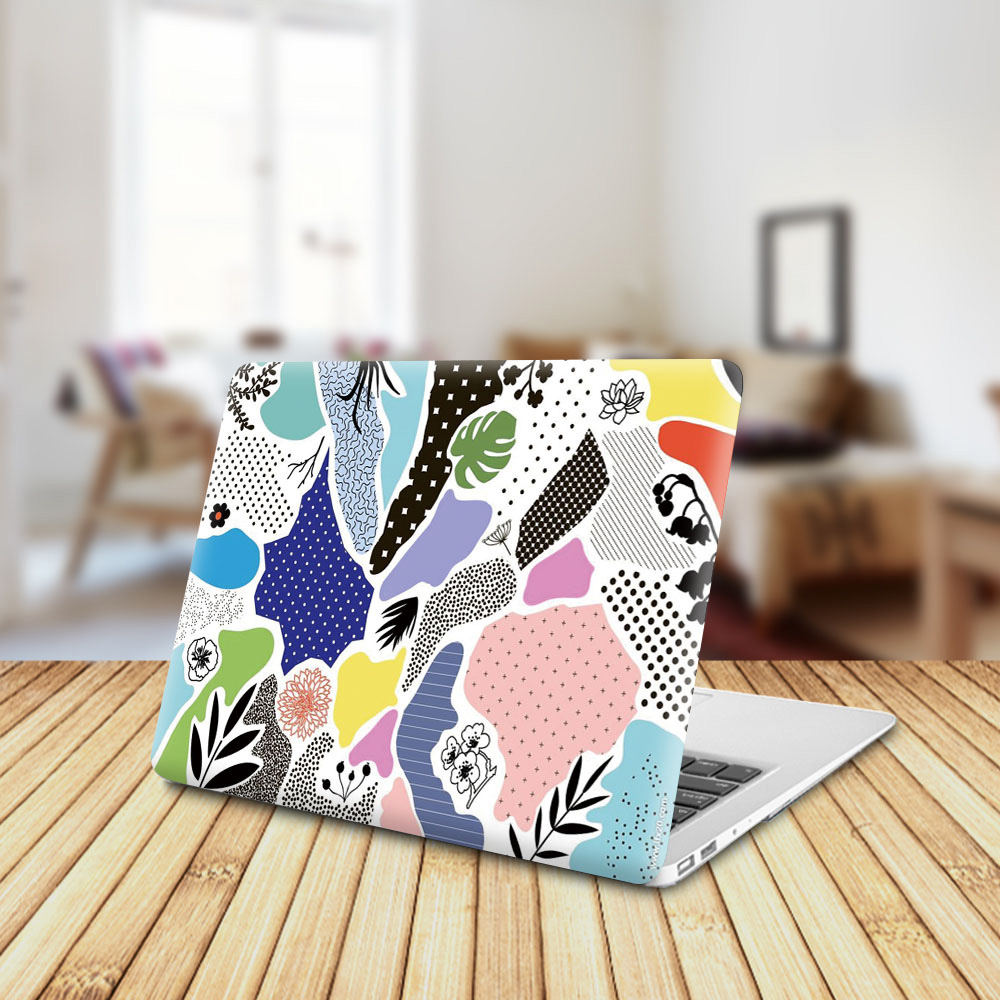 Abstract Graffiti Case for MacBook 16