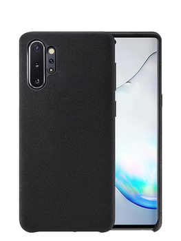 Case for Samsung Note 10 Plus Case Genuine Suede Leather Metal button Fitted Case for Samsung Galaxy Note 9 10 Case