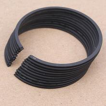 Комплект поршневых колец для Husqvarna 55 Rancher 51 55 257 357 XP EPA 359 EPA бензопила 46 мм x 1,5 мм часть 503289014, 10 шт.