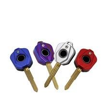 עבור הונדה CB600 CB800 CB1300 CBR600RR CBR893 CBR929 CBR1000RR CBR1100XX אופנוע מפתח אביזרי דקורטיבי CNC מפתח כיסוי