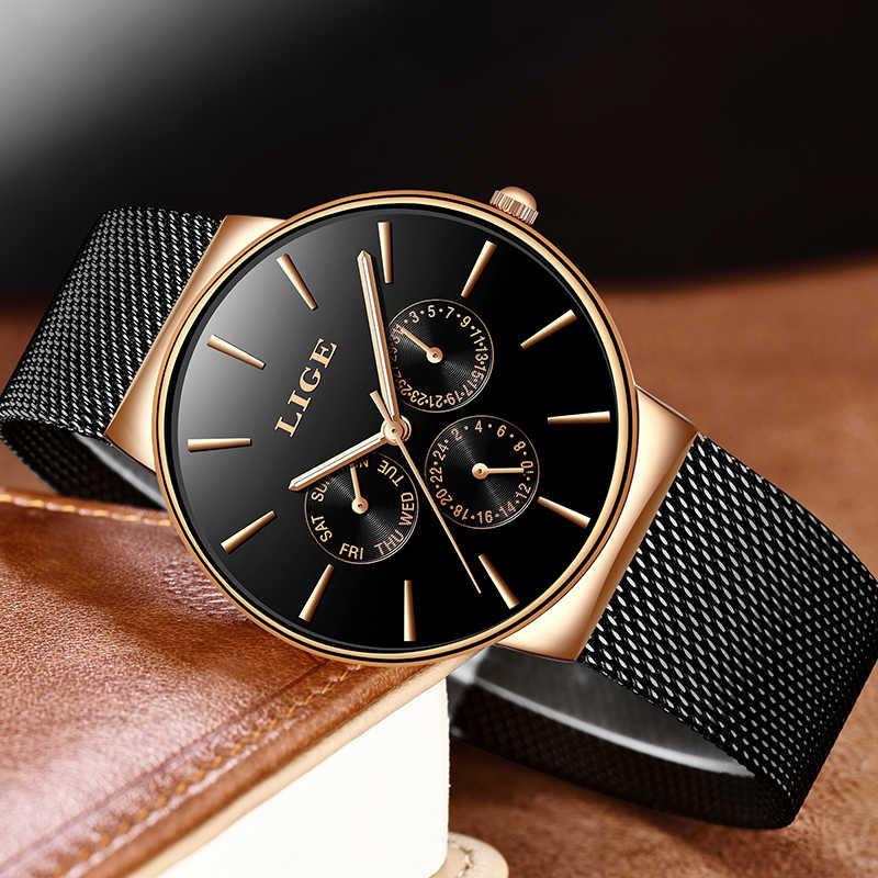 2020 relógios femininos super fino malha de aço inoxidável lige topo marca luxo casual relógio quartzo senhoras relógio pulso relogio feminino