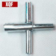 Qppxun – outil de réparation de clé X argenté, pour BAOFENG UV-5R 888S MOTOROLA GP338 WOUXUN HYT TYT PUXING walkie-talkie Radio bidirectionnelle