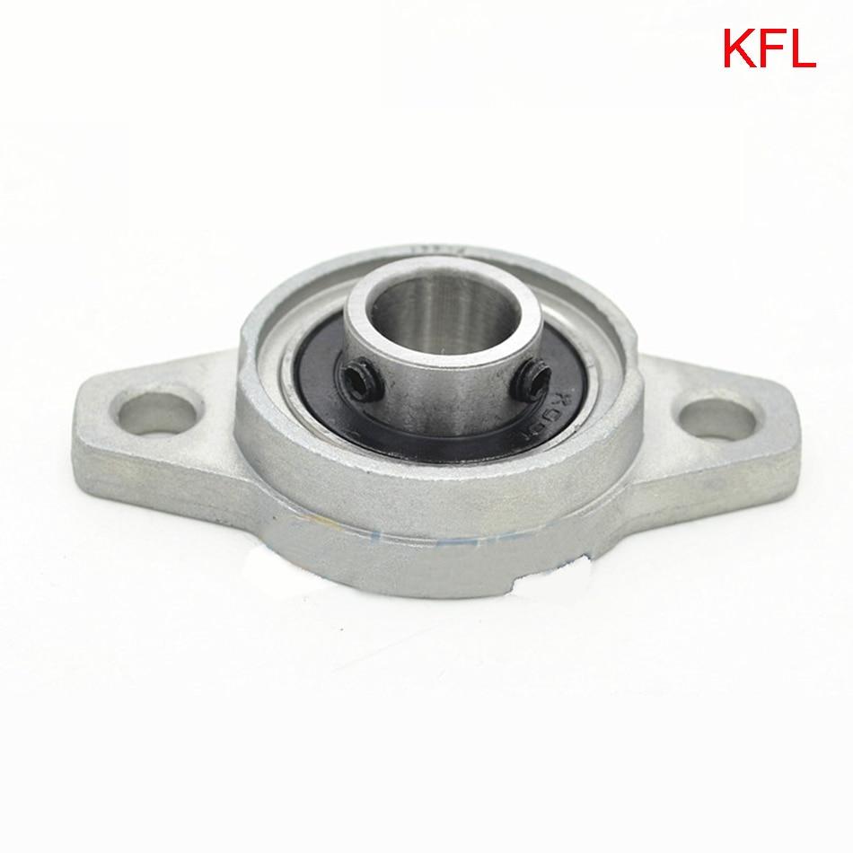 KFL08 KFL000 KFL001 KFL002 KFL003 KFL004 Flange Rhombic Pillow Block Bearing