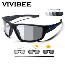 Солнцезащитные очки vivibee для мужчин и женщин фотохромные
