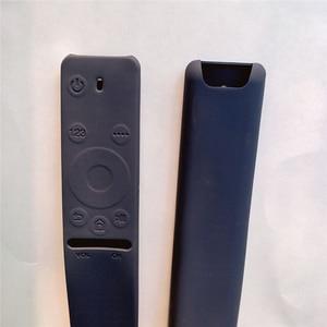 Image 3 - Silicone Protective Case Housing Cover for Samsung Smart TV Voice Version Remote Control UA55KU6300J UA65KS9800 5565MU89000