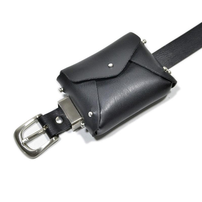 Fanny Packs Women Belt Bag Casual Leather Waist Bag Fashion Purse Ladies Wallet Female Money Blet Women Waist Pack Phone Purse