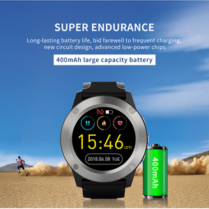 Image 3 - 2020 Smart Watch Men Heart Rate Monitor GPS Fitness Tracker Compass Atmospheric Pressure Altitude Temperature Monitor Smartwatch