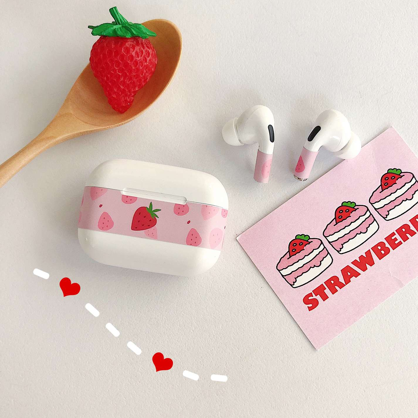 Cartoon Sticker Dust Guard for AirPods Pro 18
