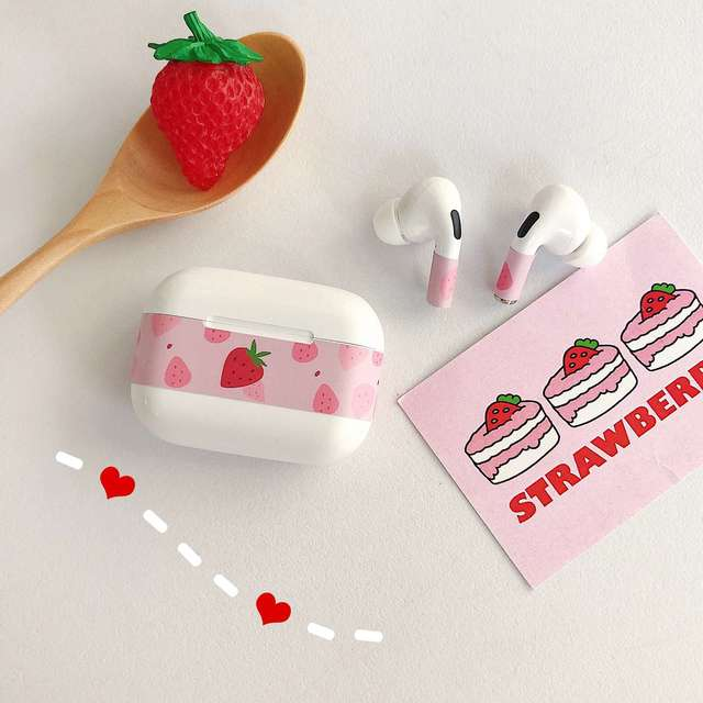 Cartoon Sticker Dust Guard for AirPods Pro 3