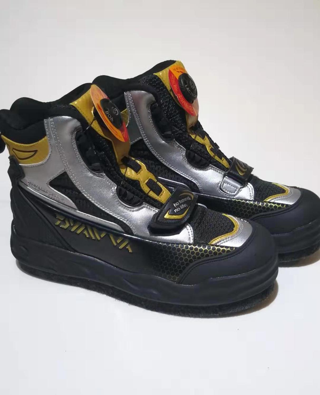 2019 DAIWA nouvelles chaussures DAIWAS extérieur résistant à l'usure étanche sport lumière TM-2800BL tournoi anti-dérapant DAWA livraison gratuite - 4