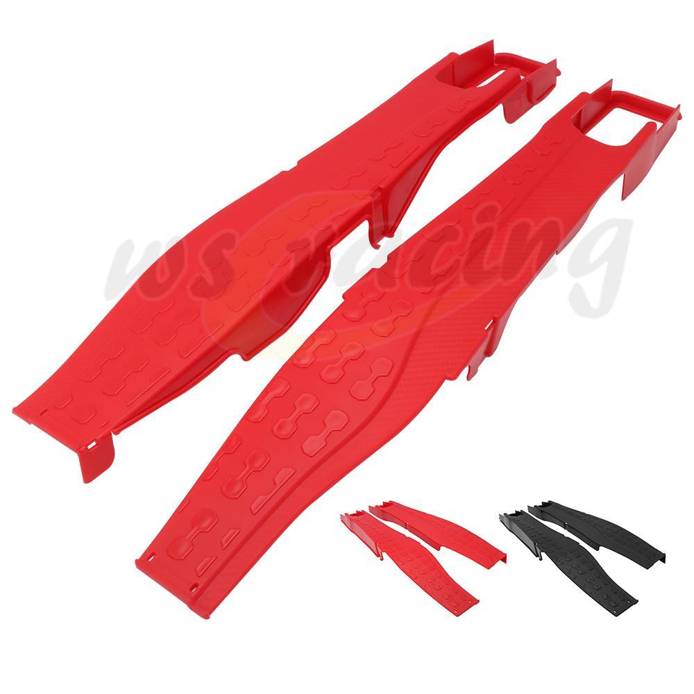 Универсальная защитная направляющая цепи для мотоцикла, поворотный рычаг, протектор слайдер для Honda Yamaha Suzuki Kawasaki KTM CRF RMZ YZ WR KX EXC
