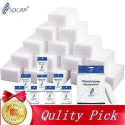 100/40/20/10 pçs esponja mágica da melamina esponja borracha melamina limpador para cozinha escritório banheiro limpeza nano esponjas 10x6x2cm