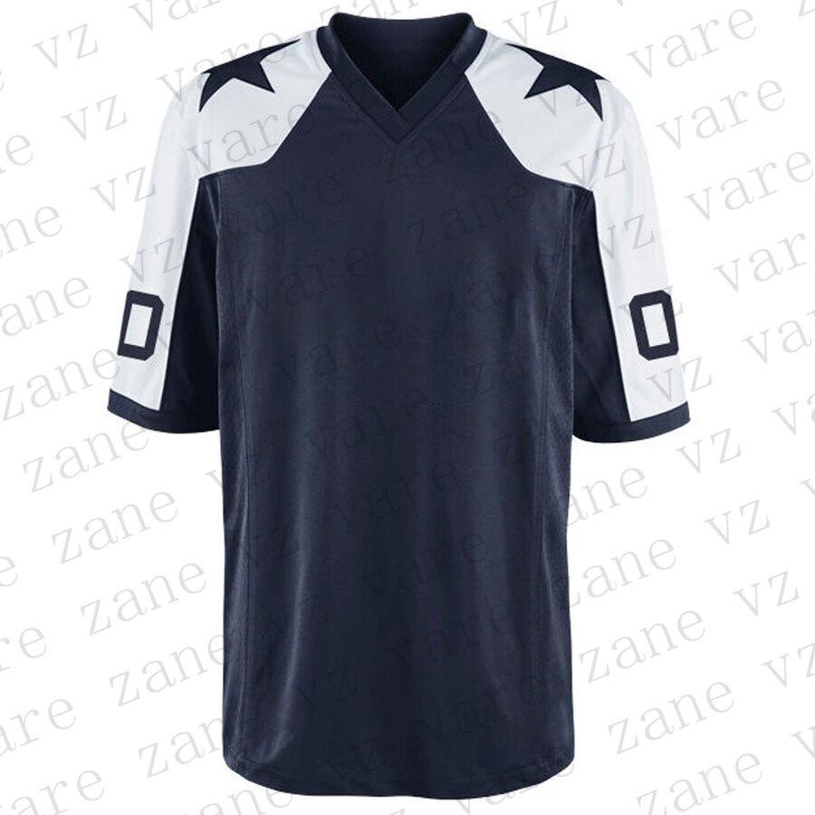 Customize Mens American Football Jerseys Dak Prescott Amari Cooper Deion Sanders Ezekiel Elliott E Smith Cheap Dallas Jersey