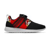 Bayer Leverkusen Sport Shoes Football Club Fans FC Soccer Lightweight Breathable Casual Sneakers Men/Women Running Meshy Shoes