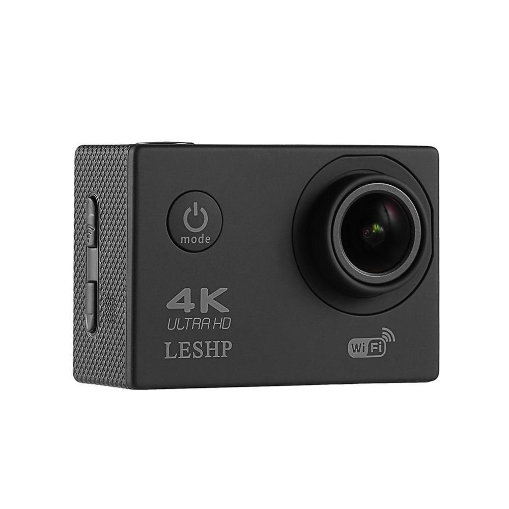 HD 4K Sport Action caméra WIFI 1080P 16MP + 170 degrés Angle étanche DV caméscope pour les Sports de plein air