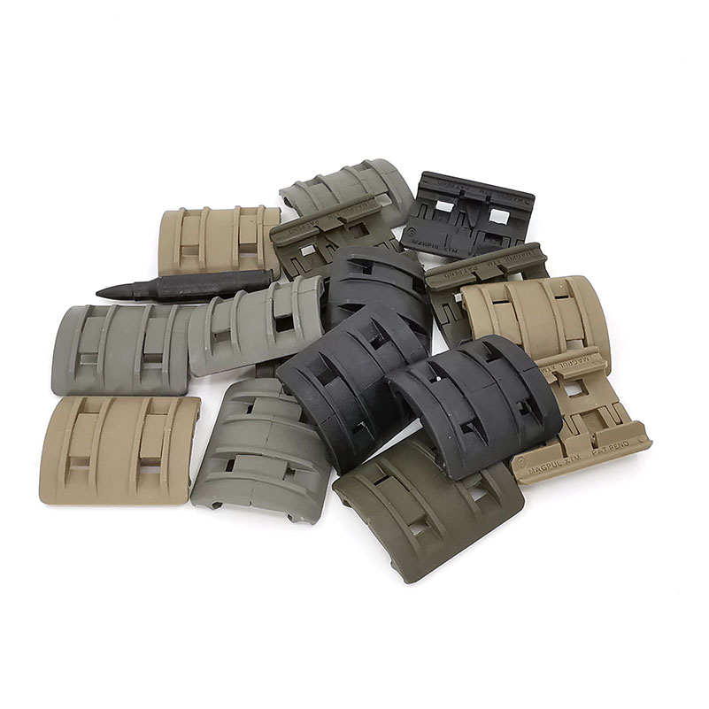 32 Pieces  1 Pack Tactical Airsoft Panels Picatinny Rail Handguard Cover Hunting