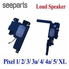 Panneau de sonnerie pour haut-parleur Google Pixel 1 2 3 3A 4 5, remplacement de haut-parleur Pixel 2 XL