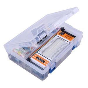 Image 5 - מכירה לוהטת סופר ערכת המתחילים Arduino Uno R3 & Mega2560 לוח MB102 טיפוס 1602 lcd סרוו מנוע ממסר למידה בסיסית לחתן