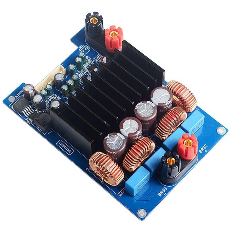 AMS-Opa1632Dr + Tas5630 + Tl072 600 ワット/4Ohm クラス D デジタルサブウーファーオーディオアンプボード Dc48V