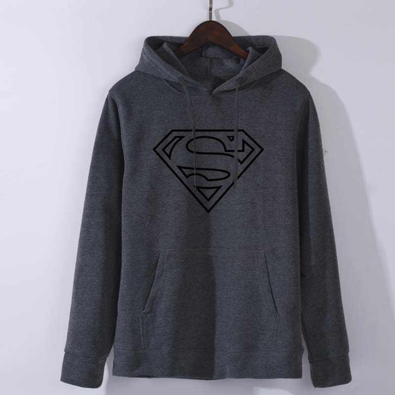 Comic LOGO Super Hero vrouwen Hoodies Superman Batman Captain America De Flash Vrouw Sweatshirts Vrouwelijke Trui Toevallige Jassen