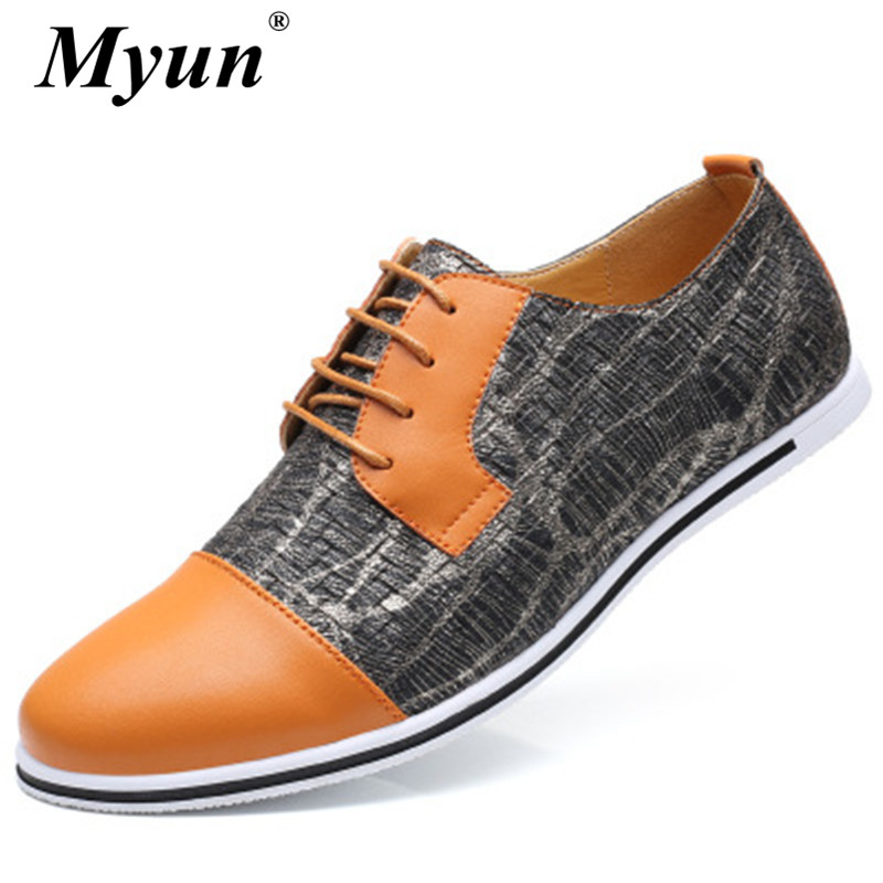 Big Size 38-47 48 49 50 High Quality Patchwork Men's Casual Shoes Fashion Male Breathable Flat Sneakers Leather Weaving Loafers