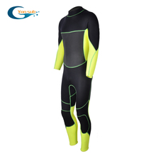 цены на Wetsuit Men 3mm Neoprene Surfing Diving Suit One-piece Wetsuits Spearfishing Snorkeling Long Sleeve  Free Shipping в интернет-магазинах