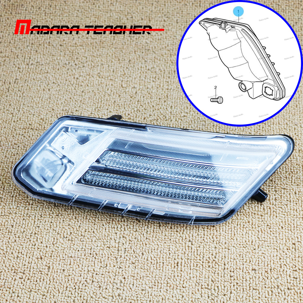 Volvo XC60 2008 2009 2010 2011 2012 2013 Daytime Parking Light RIGHT Lamp