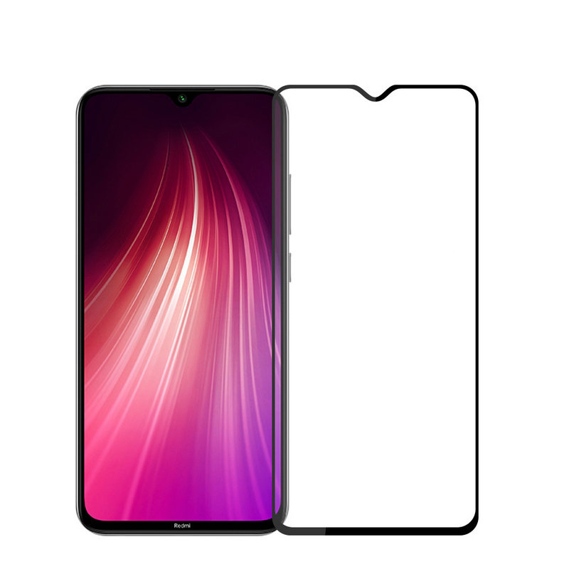For Xiaomi Redmi 8A 6D 5D Full Glue Cover Tempered Glass Screen Protector CASE For Xiaomi Redmi 8A 2GB 32GB 3GB 32GB Glass Film
