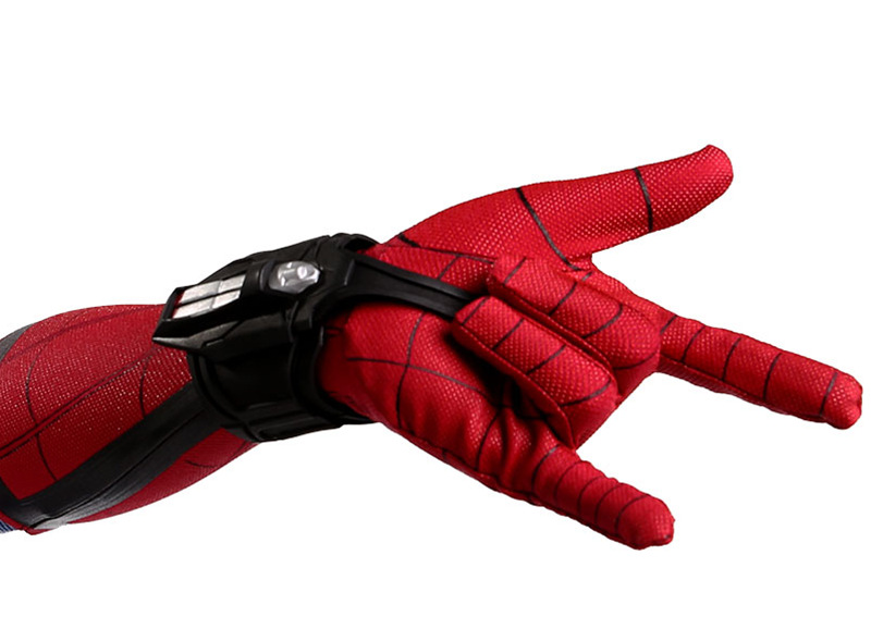 Superhero Spider Man Toys Glove Launcher Spiderman Model Toy Kids Party Cosplay Props