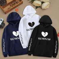 Winter Übergroßen Hoodie Pullover Sweatshirt XXXTentacion Frauen Herren Tops RIP Revenge Rapper hip hop Ulzzang Mit Kapuze Streetwear