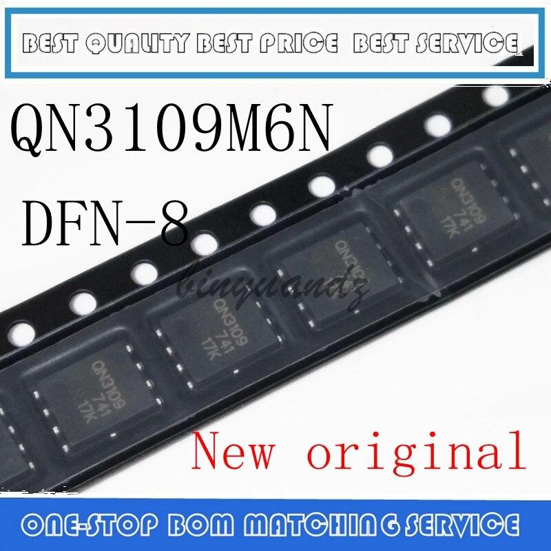 5PCS~50PCS 100% New Original QN3109M6 QN3109M6N QFN-8