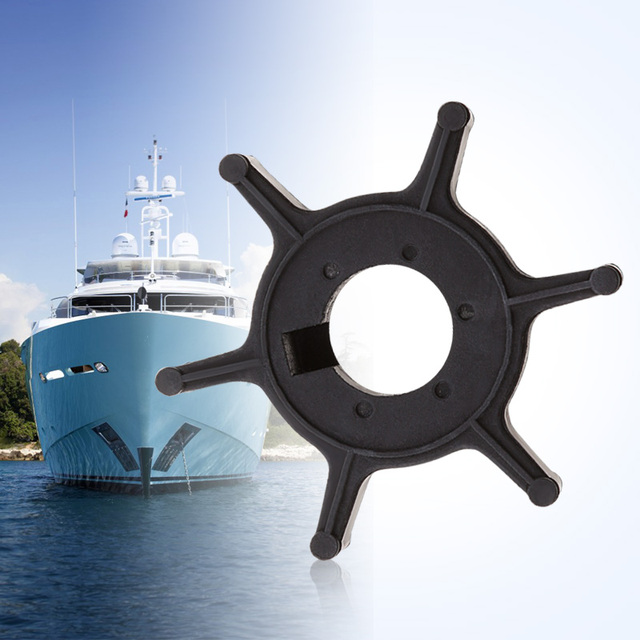 Marine Water Pump Impeller Boat Engine Impeller 6 Blade For Yamaha 4/5HP 2/4-Stroke Outboard Motor Etc Boat Accessories Marine 5