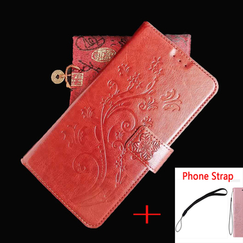 for Elephone M2 Ivory P4000 P5000 P6000 Pro P7000 P8000 P9000 Lite S2 Plus G4 Trunk Leather Wallet Case Flip Luxury Phone Case image