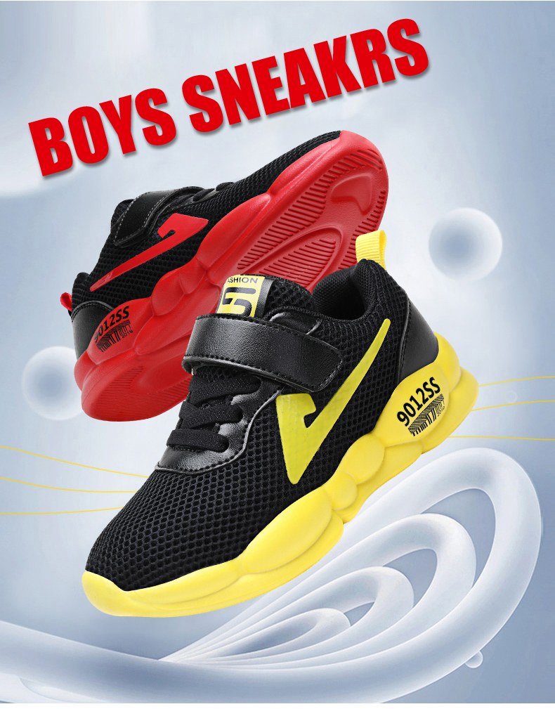PINSEN Kids Shoes Boys Casual Children Sneakers For Boys Leather Fashion Sport Kids Sneakers 2019 Spring Autumn Children Shoes (1)