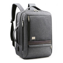 Business Shoulders Laptop Anti Theft Backpack Men Women Usb Nylon Mochila Mujer Bagpack School Bags For Teenage Girls Backpacks
