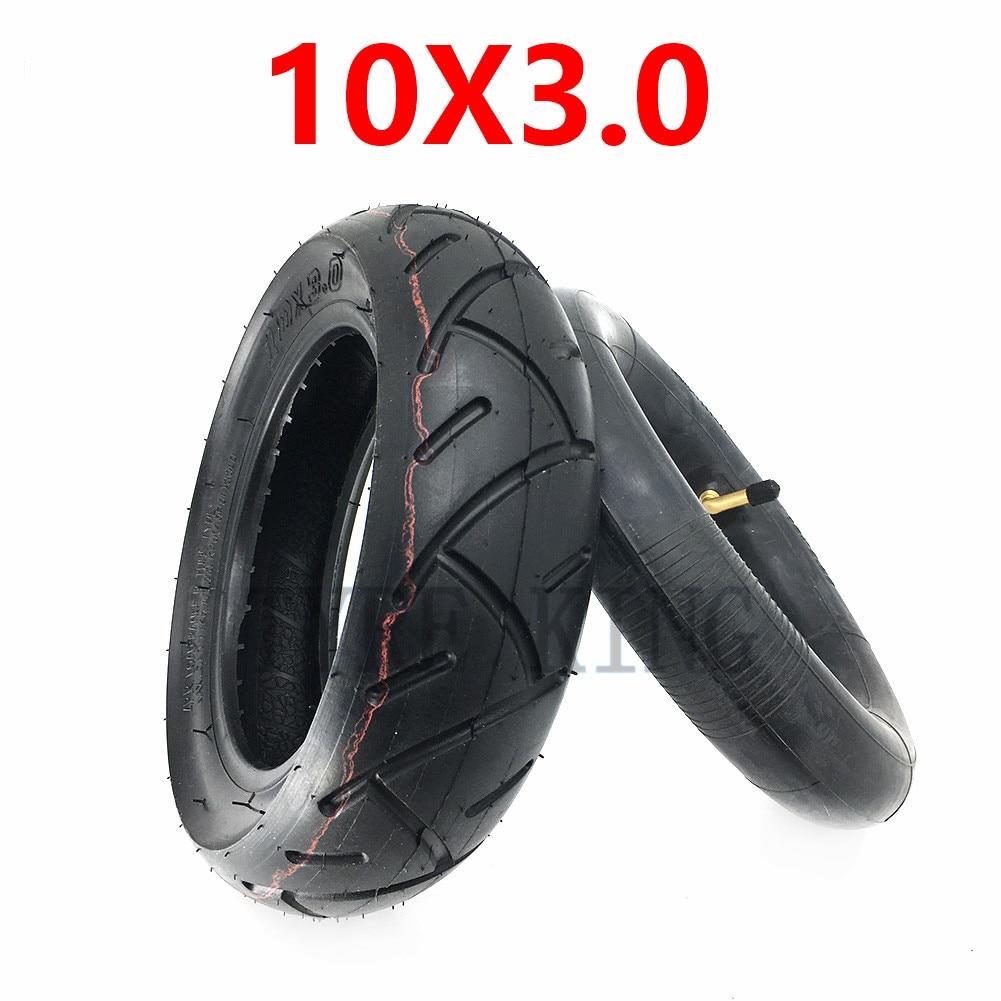 Alta qualidade 10x3.0 pneu tubo interno 10*3.0 tubo pneu para kugoo m4 pro scooter elétrico ir karts atv quad speedway pneu