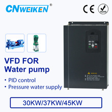 Water supply controller with constant pressure for pump converter 380V 30kw/37kw/45kw ac motor speed controller g9 p9 converter 30kw 37kw 45kw 55kw power driven plate plate ep 3531f