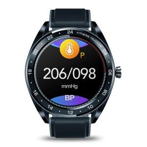 Image 2 - מקורי Smartwatch Zeblaze NEO קצב לב לחץ דם רב פרצופים חכם שעון גברים צבע מגע תצוגת הודעות הודעה