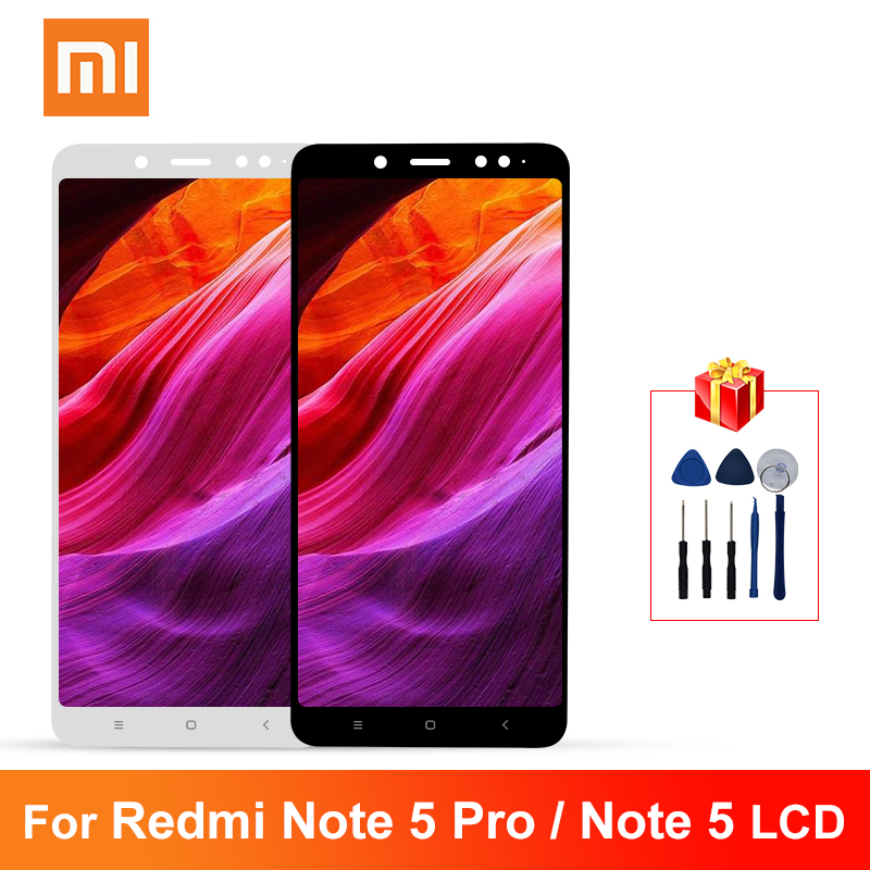 10 <font><b>Touch</b></font> For <font><b>Xiaomi</b></font> <font><b>Redmi</b></font> <font><b>Note</b></font> <font><b>5</b></font> <font><b>Pro</b></font> <font><b>LCD</b></font> <font><b>Touch</b></font> <font><b>Screen</b></font> Digitizer <font><b>Display</b></font> Replacement Parts For <font><b>Redmi</b></font> <font><b>Note</b></font> <font><b>5</b></font> <font><b>LCD</b></font> Snapdragon 636 image